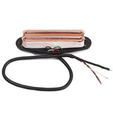 Transparent Belcat Guitar Hot Rails Pickup for ST Parts Accs Mini Humbucker