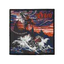 item 4 - DIO WOVEN PATCH HOLY DIVER WOVEN SEW-ON PATCH - RONNIE JAMES DIO -  Heavy Metal