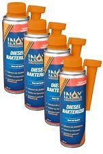 Inox diesel aditivo diesel bactericida y protección 4x 250 ml