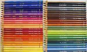 Conte Single Pastel Pencils Full Range