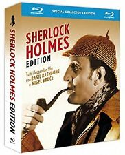 SHERLOCK FILM BOX SET  14 BLU-RAY  COFANETTO  SERIE-TV