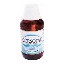 CORSODYL ALCOHOL FREE  MOUTHWASH - 300ML