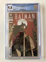 Batman: The Adventures Continue #1 CGC 9.8 main cover Dave Johnson