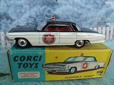 "1/43 Corgi Oldsmobile ""Sheriff  #237"