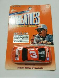 DALE EARNHARDT 1997 WHEATIES GOODWRENCH 1/64 ACTION DIECAST CAR