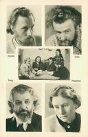 Ansichtskarte Passionsspiele 1950 Oberammergau  (Nr.9246)