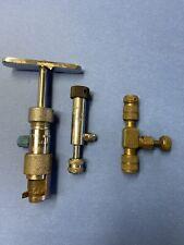 Hvac Charging Tools Robinair Process Tube Adapter Valve Core Remover Tubing Pipe