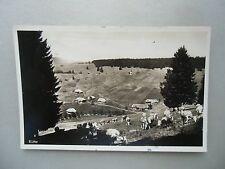 Ansichtskarte Rütte Hochschwarzwald 1937