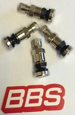 BBS OZ Stainless Tyre Valves. 8mm Brand New BBS 35mm Tall RS RM RF