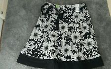 New Look Casual Floral Asymmetrical Skirts for Women
