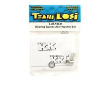 LOSA9941 Losi Bearing Spacer & Wheel Washer Set