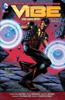 Justice League of America's Vibe Vol. 1: Breach [The New 52]  VeryGood