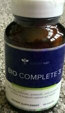 Bio Complete 3 - Boost Immunity Leaky Gut Health - NEW/SEALED!-