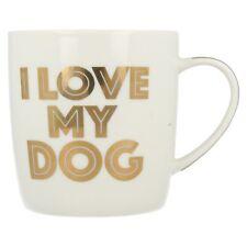 The Leonardo Collection I Love My Dog Mug by Lesser & Pavey LP33653