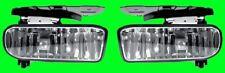 Cadillac Escalade EXT 2002 PAIR L/H & R/H FOG LIGHTS