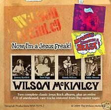 """Wilson McKinley 2 CD """"Now I'm a Jesus Freak!"""" ON SALE!"""