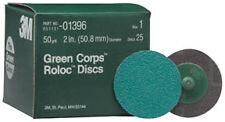 "3M 1396 - Green Corpsa?? Roloca?? Disc 01396 2"" 50YF 25 discs/bx"