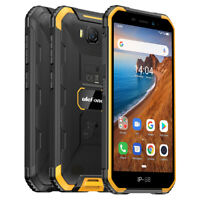 Unlocked Rugged Smartphone 16GB Quad-Core IP68 Waterproof Outdoor Mobile Phone