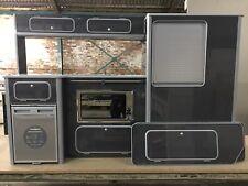 Vw T5 furniture units Vivaro Transit Vito campervan Swb