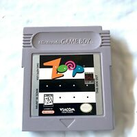 Zoop ORIGINAL NINTENDO GAMEBOY GAME Tested WORKING Authentic!