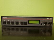 Extron DVS 304 Video and RGB Scaler / Switcher