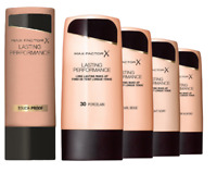 Max Factor Lasting Performance Foundation Touch Proof **CHOOSE YOUR SHADE**