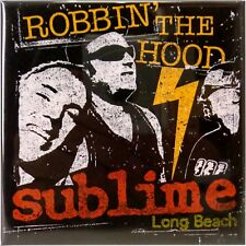 31042 Sublime Robbin' the Hood Album Artwork 90s Lbc Fridge Refrigerator Magnet