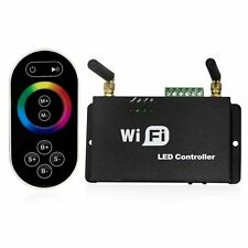 Touch Screen Remote Controller Wifi Wireless For RGB LED Strip IOS Android Phone