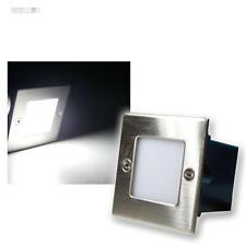 LED da parete Faretto da incasso Lampada a incasso Faretto scala 230V
