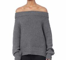 Intermix Irving Off Shoulder Sweater XS $325