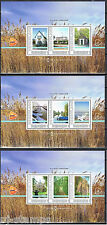 Nederland 2012 Postzegelbeurs beurs Loosdrecht 2751-C-16/18  blokjes nrs 1-3