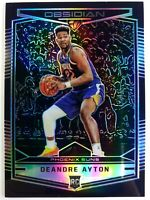 2018-19 Panini Obsidian Preview Deandre Ayton Rookie RC #574, Phoenix Suns