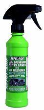 SUPER MET-AL REPEL-AIDE SIX (6) Dashboard Cleaner 12oz - Scent - FRESH VANILLA
