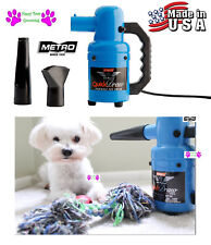 Metro Air Force Mini Pet DRYER DOG CAT GROOMING*PORTABLE*POWERFUL*Hands-free