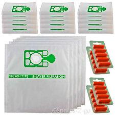20 HEPA Cloth Hoover Bags for NUMATIC NUVAC NVH370 NNV370 NNV374 NVN200 Vacuum +