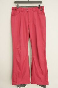 Women Columbia Trousers Skiing Snowboarding Waterproof M W32 L30,5 XIK748
