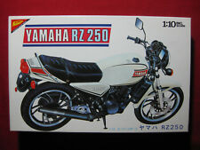 Yamaha RZ 250 1/10 Vintage Nichimo Motorcycle Model Kit Japan MIB Motorbike Rare