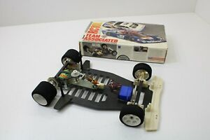 TEAM ASSOCIATED RC10L WITH GREEN MACHINE MOTOR APPEARS TO HAVE VERY LITTLE USE