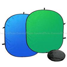 Fondali reversibile blu per fotografia e video