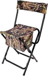 AM-AMEFT1014 Ameristep High Back Chair, Mossy Oak by Ameristep
