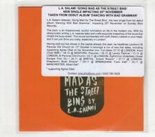 (HU210) L.A. Salami, Going Mad As The Street Bins - DJ CD