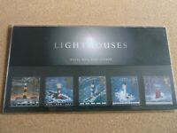 G.B.1998 Light Houses on Royal Mail First Day Cover,