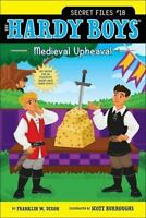 Medieval Upheaval (Hardy Boys: The Secret Files) by Dixon, Franklin W.