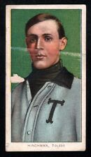 1909 T206 #430 Harry Hinchman  F X1231665