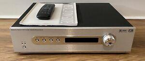 Music Fidelity HTP Home Theatre Processor Complete With Manual & Remote Control