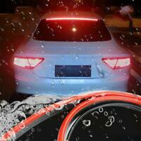Car Red LED Rear 3rd Brake Strip Driving Warning Light Turn Signal Tail Lamp