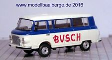 "IFA  Barkas  B-1000   Bus  ""  Busch"""