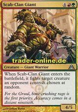 2x Scab-Clan Giant (Gigant aus dem Schorf-Clan) Dragon's Maze Magic