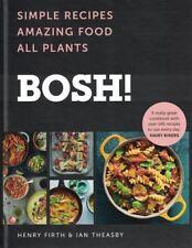 Bosh! by Henry Firth & Ian Theasby (NEW Hardback)