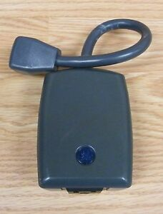 Genuine GE (RF106) Heavy Duty Wireless Outdoor Outlet Receiver Module Channel D